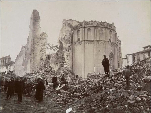 1908 Messina earthquake