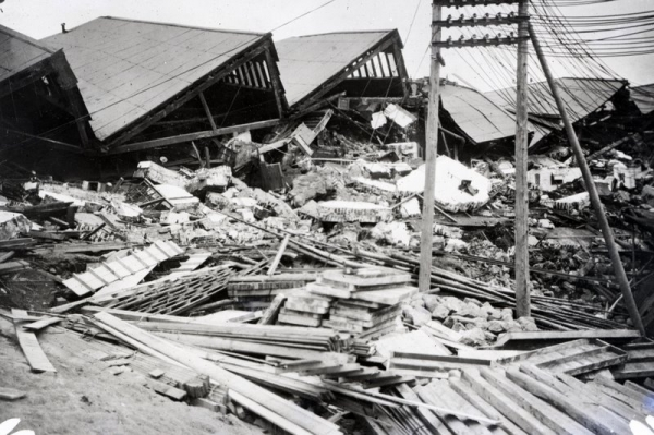 1923 Great Kantō earthquake