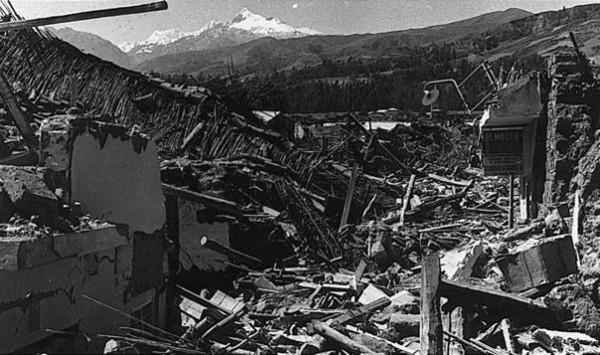 1970 Ancash Earthquake