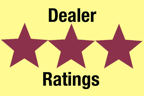 Dealer Ratings