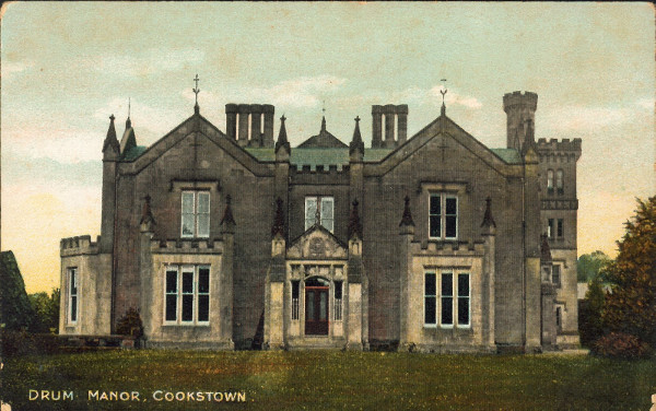 Haunted Drumbeg Manor 4