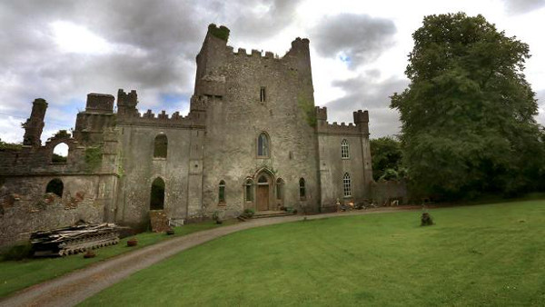 Haunted Leap Castle 8