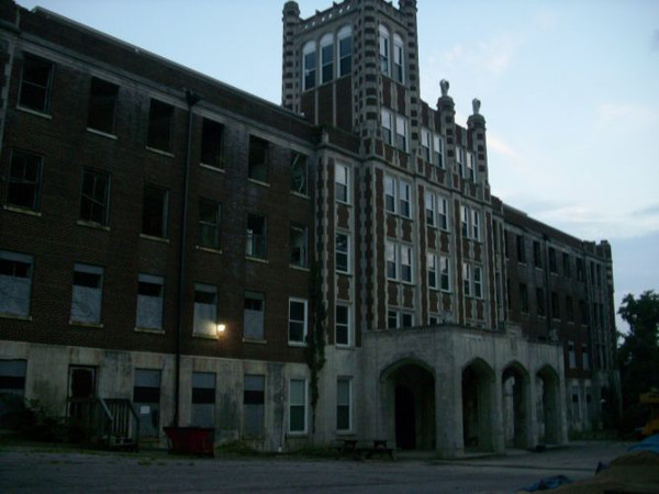 Haunted Waverly Hills Sanatorium 9