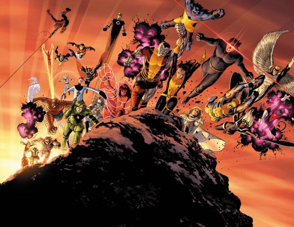 New X-Men Omnibus Comics
