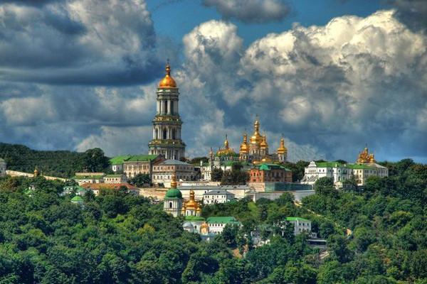 Pechersk Lavra Monastery, Kiev Ukarine