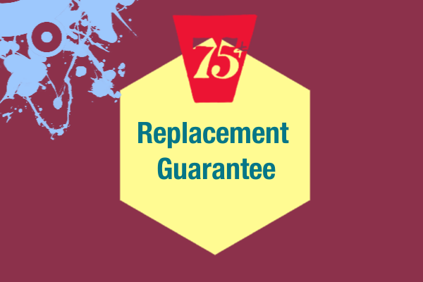 Replacement Guarantee
