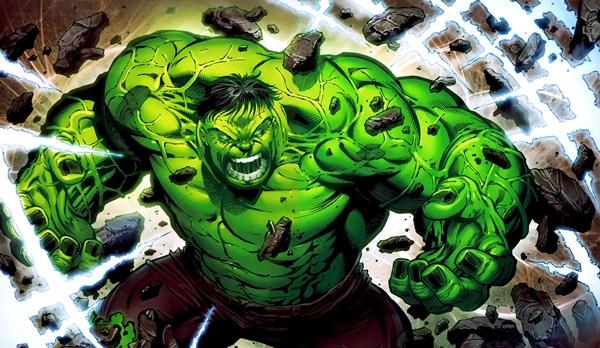 The Incredible Hulk Comics