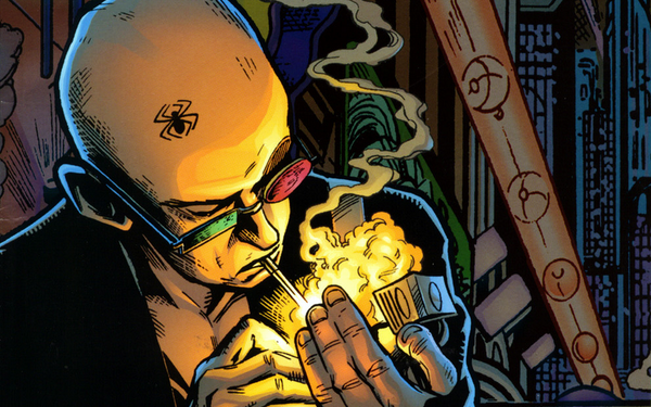 Transmetropolitan - The New Scum