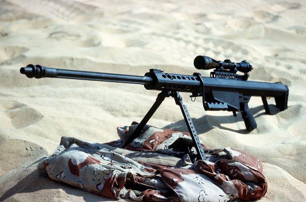 Barrett 50 Cal