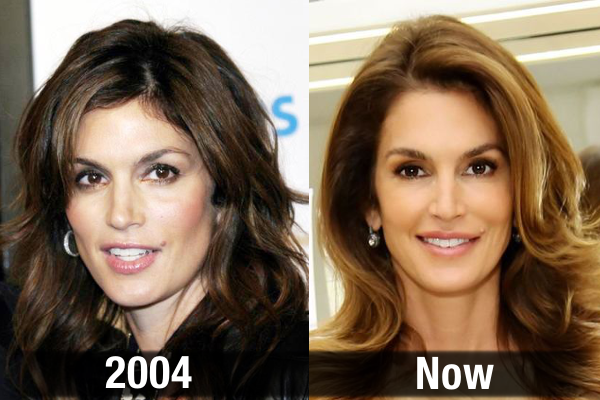 Cindy Crawford Never Aging