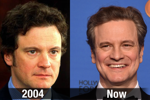 Colin Firth Never Aging