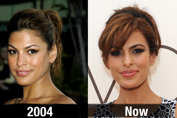 Eva Mendes Never Aging