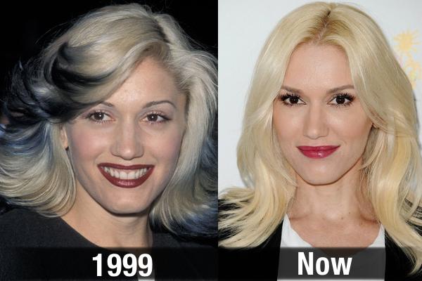 Gwen Stefani Never Aging