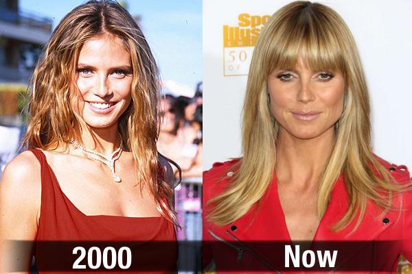 Heidi Klum Never Aging