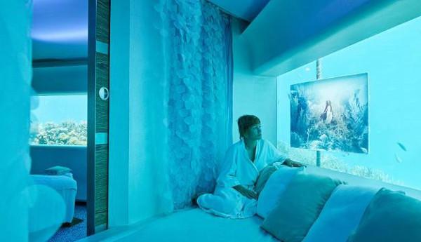 Huvafen Fushi Underwater Hotel