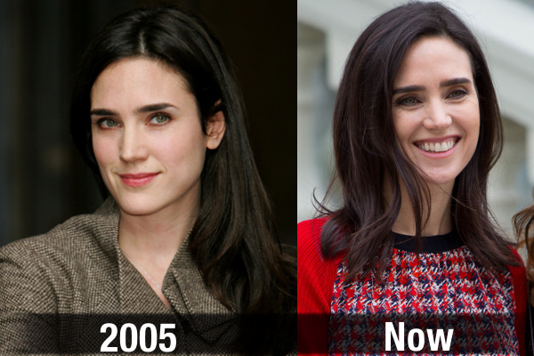 Jennifer Connelly Never Aging