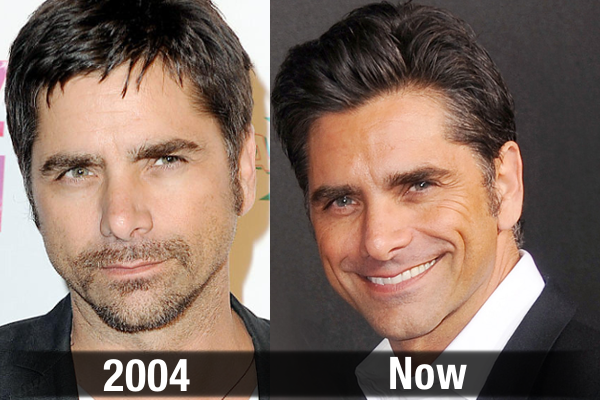 John Stamos is Never Aging
