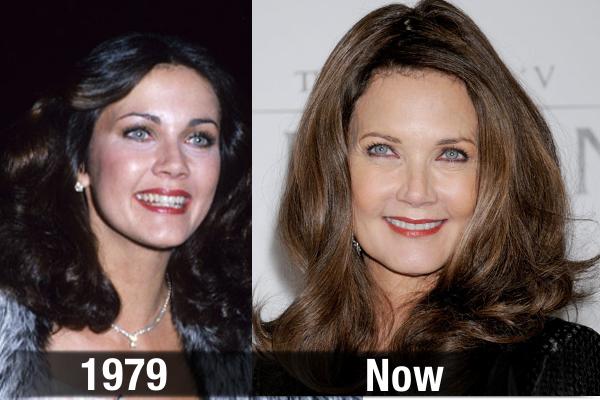 Lynda Carter Never Aging
