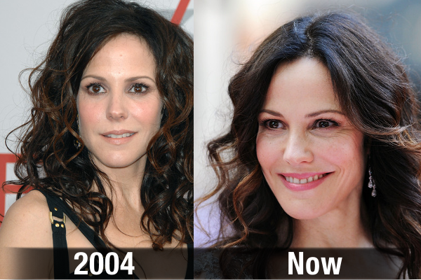 Mary-Louise Parker Never Aging