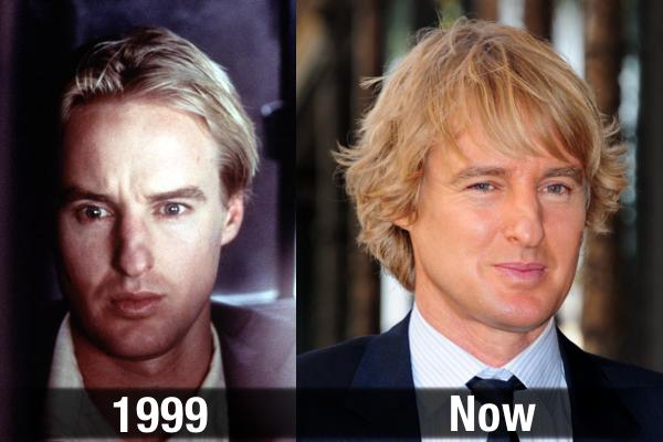 Owen Wilson Never Aging