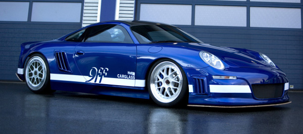 Porsche GT9 R