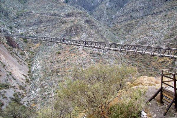 Puente de Ojuela Mexico