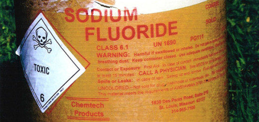 Sodium Fluoride in Toothpaste