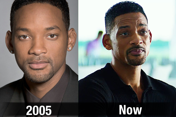 36 Celebrities Who Nev... Will Smith Movies List