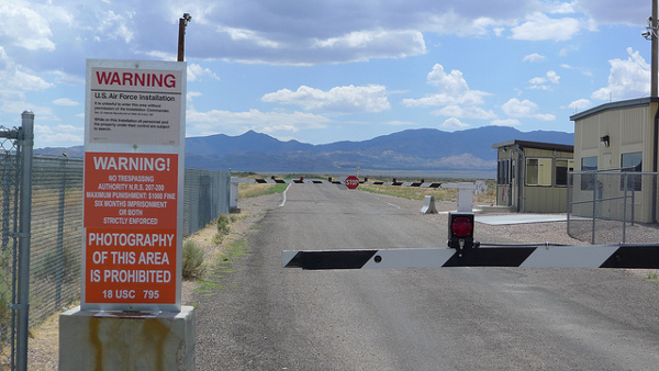 Area 51 Air Base