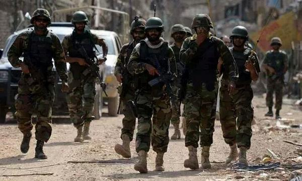 Pakistan SSG Commandos