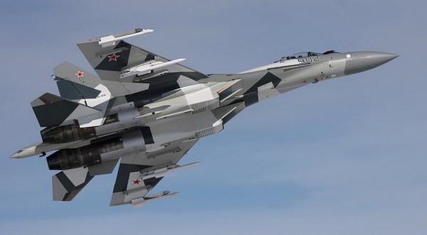 Sukhoi Su 35