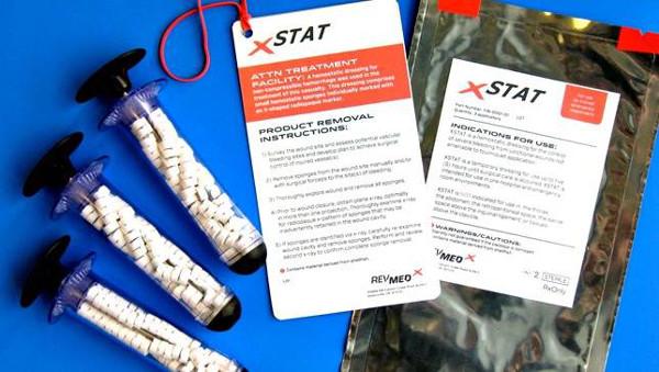 XStat syringe