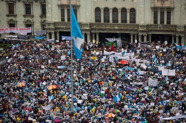 Guatemala Crime Rate