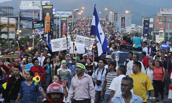 Honduras Crime Rate