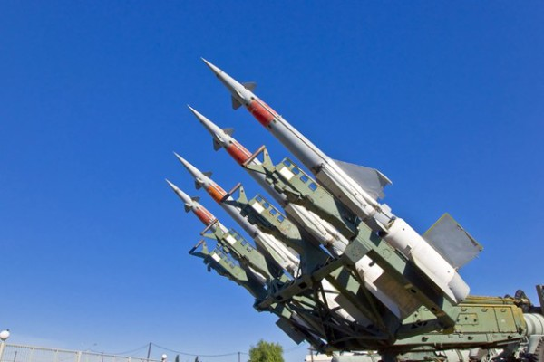 Israel Nuclear Missiles
