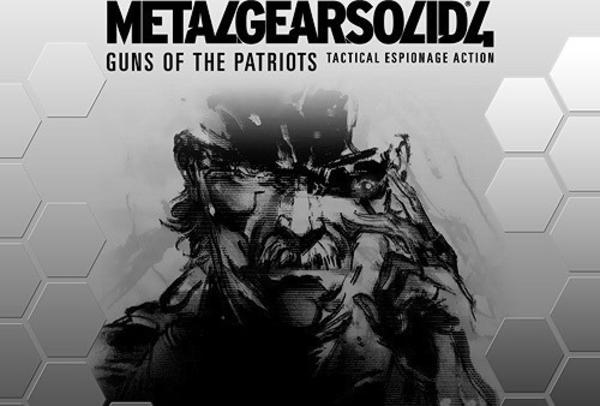 Metal Gear Solid 4 Guns of the Patriots