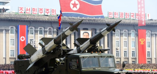 North Korean Missiles