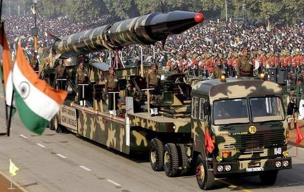 Nuclear Missiles in India