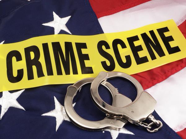 USA Crime Rate