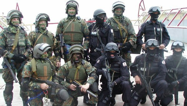 Alpha Group Russian Commandos
