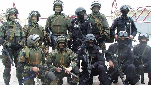 Alpha Group Russian Commandos