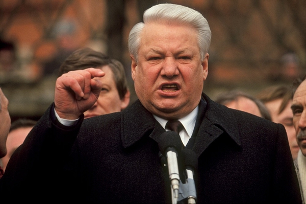 Presidency of Boris Yeltsin