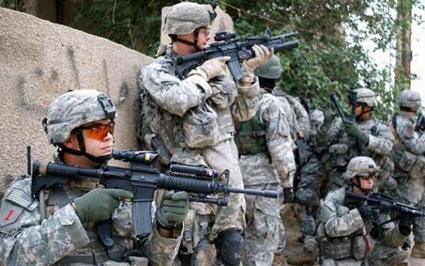 Delta Force USA Commandos