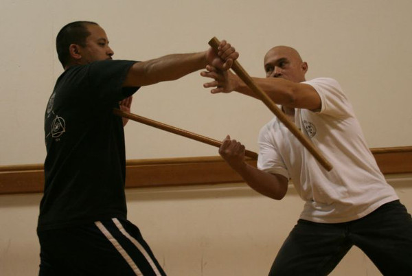 Eskrima Martial Arts from Philippines