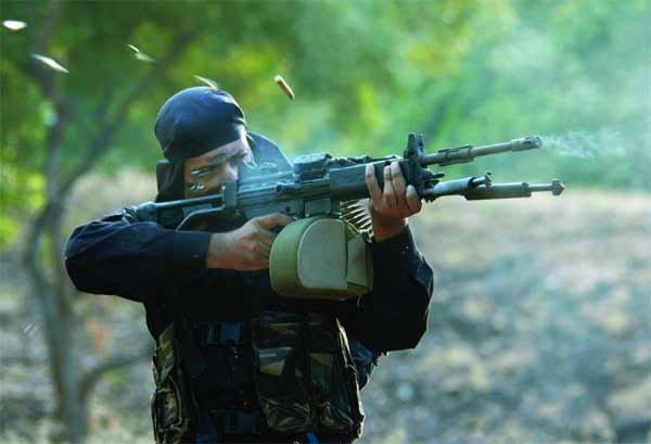 Indian MARCOS - Commandos