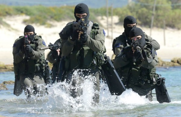 Israeli Sayeret Matkal Commandos