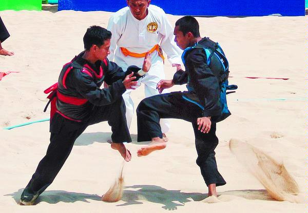 Silat Martial Arts from Malaysia