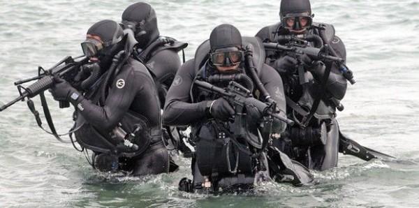 US Navy SEALS Commandos