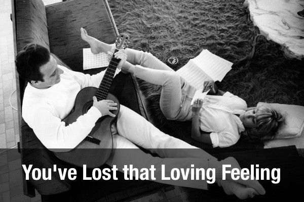 You've Lost that Loving Feeling by Barry Mann