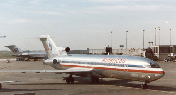 Boeing 727-223 Disappearance